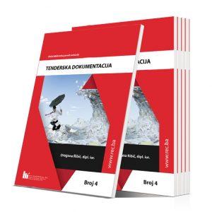 "Brošura broj 4 ""TENDERSKA DOKUMENTACIJA"""