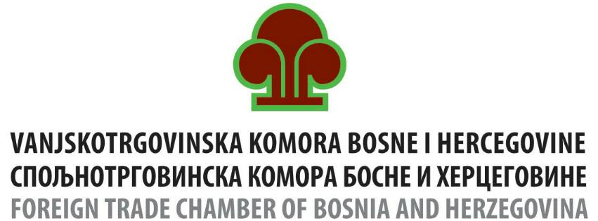 Odluka o članarini Vanjskotrgovinskoj komori BiH za 2018. godinu